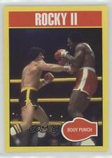 2016 Topps Rocky 40th Anniversary Online Exclusive Base #79 II Body Punch 0w6