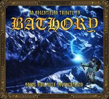"""V/A – An Argentinean Tribute To BATHORY """"Odens Ride Over Southernland"""" DIGI CD"""