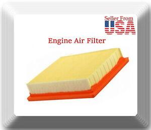 Engine Air Filter Fits: OEM# 96950990 Chevrolet Sonic 2012-2020 L4 1.4 L4L.18L