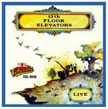 13th THIRTEENTH FLOOR ELEVATORS Live CD  (10 Tracks) NEW & SEALED Rare