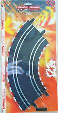 Carrera 61603: curva r1 90 ° per GO!!! o Digital 143, NUOVO & OVP-non aperto