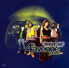 Move On [Single] by 4th Avenue Jones (CD, Jun-2002, Interscope (USA))