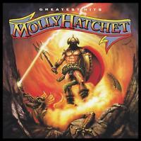 MOLLY HATCHET - GREATEST HITS CD ~ 70's BOOGIE / BLUES *NEW*