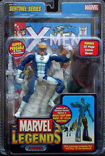 "MARVEL LEGENDS Collection_ANGEL 6"" Variant figure_BLUE and WHITE_Sentinel Series"
