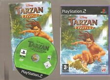 DISNEY TARZAN FREERIDE !!! Hyper Fun sur PS 2