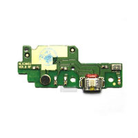 Micro USB Charging Port Dock Logic PCB Board Mic Flex Cable For Huawei Honor 5A