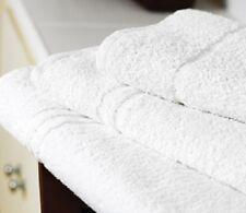 White 6 Pack Bath Towels 400 Gsm