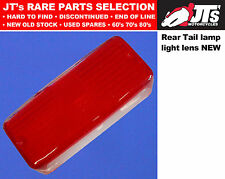 REAR TAIL LIGHT BACK BRAKE LAMP LENS YAMAHA RD250 RD350 XS750 XS1100 AFTERMARKET