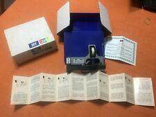 GIUNTATRICE SUPER 8 SPLICER 3M MOD. 708 MADE IN ITALY IN BOX NUOVISSIMO