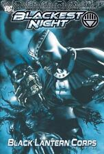 Blackest Night: Black Lantern Corps Vol. 1 by James Robinson; Various