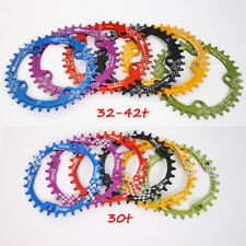 SNAIL 104mm 30-42 Chainring MTB Bike Crankset Fit Shimano SRAM Crank Chainwheel