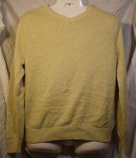 St. John's Bay Men's Small Tan Sweater Size Small                            A-6