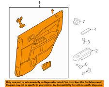 FORD OEM 08-09 Taurus X-Door Interior Trim Panel Left 9F9Z7427407BB