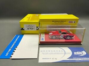 1:43 BBR CAR42-V2LB Ferrari 250 SWB S/N 1759 GT 24h le Mans 1969 #19 2 G 438