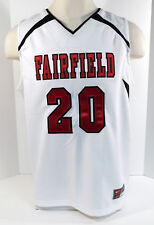 Fairfield University Stags #20 Game Used Women's Basketball Jersey