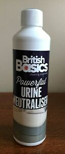 Urine Neutraliser Stain Cleaner Clean Wee Carpets Rugs Mattress Absorbs Odours