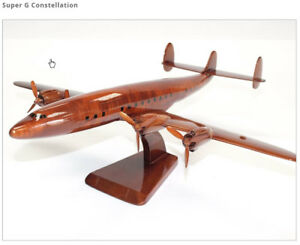 Lockheed Super G Constellation Model Airliner