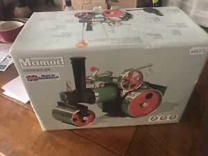 Mamod Steam Roller Model SR1a New In Box