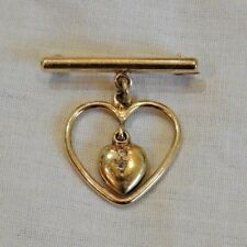 c336d0405 Heart Yellow Gold Fine Diamond & Gemstone Brooches & Pins for sale ...