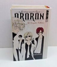 The Demon Ororon, The Complete Collection by Hakase Mizuki Tokyopop Manga