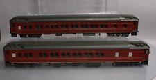 Custom O Scale Pullman Passenger Cars [2] - 2-Rail