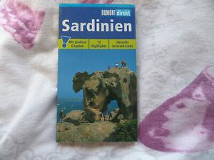 Sardinien Dumont direkt  Reiseführer Buch mit Cityplan