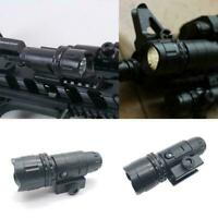 Tactical Light X400 High Output LED Flashlight &Red flashlight Combo Laser L1P3