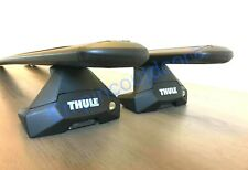 New Thule Aeroblade Edge 7602B/&7603B Black w//Locks/&Keys Freeship!