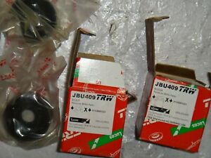 TRW OEM Front Outer Control Arm Bushings TRW For Audi A6 S4 S6 100 Quattro 2pcs