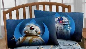 Star Wars Heroes Super Soft Pillowcases (2pk)