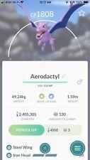 Pokemon Go - Trade Offer - Shiny Aerodactyl