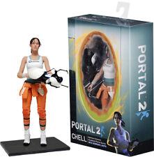 "PORTAL 2 - Chell 7"" Action Figure (NECA) #NEW"