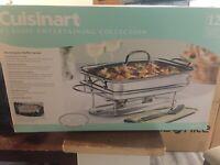 """Cuisinart 7BSRT-31 Classic Entertaining Collection 12"""" Rectangular Buffet Server"""