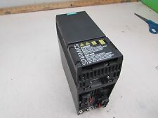 SIEMENS SINAMICS G120C PN 6SL3210-1KE14-3UF2 1.5kW DRIVE USED TAKEOUT MAKE OFFER