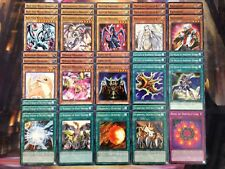 Yugioh Tournament Ready to Play Blue-Eyes White Dragon 40 Card Deck Seto Kaiba
