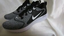 MEN`S NIKE LEGEND REACT ATHLETIC SNEAKERS SIZE 10.5M NEW #AA1625 009 BLACK/WHT