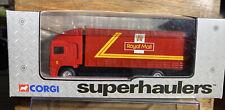 59513 Corgi Superhaulers: ERF Short Wheelbase Lorry, Royal Mail, BNIB