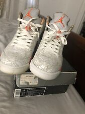 "Air Jordan 5 ""Laser"" 2006 OG Size 9 Super Clean"