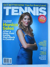 MONICA SELES, KIM CLIJSTERS, NOVAK DJOKOVIC, FABRICE SANTORO, Aug 2009 Tennis VG