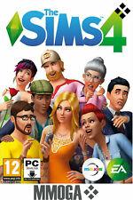 Sims 4 Key main game - Standard Edition - PC EA Origin digital Code [US]
