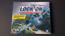 Lock On: Modern Air Combat *NEW* (PC, WIN XP) Encore Strategic Simulations