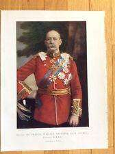 Autograph Field Marshall SIR FRANCIS GRENFELL Zulu War*Ulundi*Mahdist*Signed
