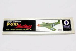 N.O.S. ROYAL KITS P-51D MUSTANG SENIOR 1976 * NEW IN BOX *