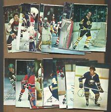 1977- 78  TOPPS / O PEE CHEE  INSERT  SET OF  22
