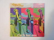 MAGIC SOAP vs MILOU LARGO : T'AS LE LOOK COCO [ CD SINGLE NEUF PORT GRATUIT ]