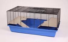 Hamsterkäfig Mäusekäfig Kleintierkäfig Nagerkäfig Ricardo Super B 105x52,5x46 cm