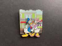 DisneyStore.com - Main Street - Donald & Daisy Duck Disney Pin 94518