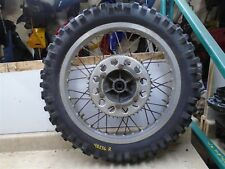 Yamaha 250 DT ENDURO DT250 Rear Wheel Rim 1978 SE YB236 YW185