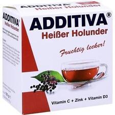 ADDITIVA heißer Holunder Pulver 100 g PZN 10627579