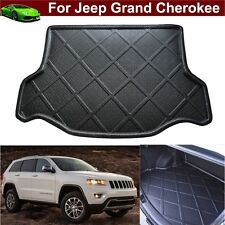 Car Pad Cargo Mat Trunk Liner Tray Floor Mat For Jeep Grand Cherokee 2012-2018